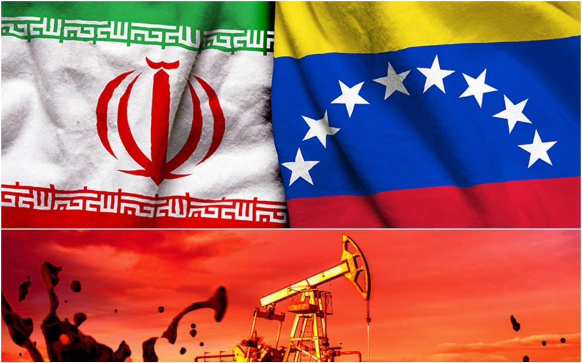 ونزوئلا برای اولین بار از ایران نفت خام خرید