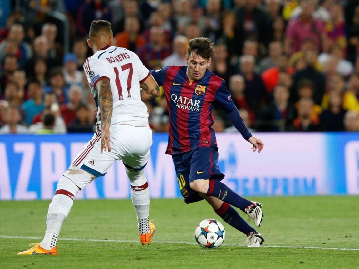 تقابل های جنجالی در انتظار لیگ قهرمانان اروپا، رویارویی جذاب بارسلونا با بایرن مونیخ