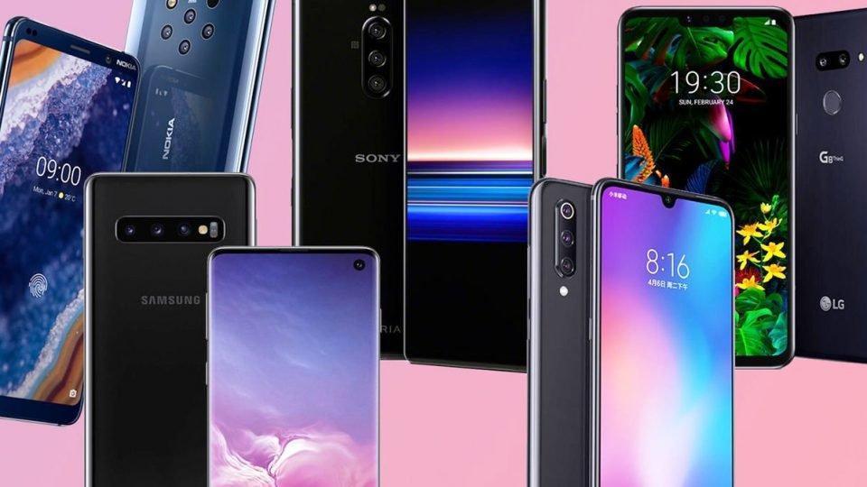 قیمت انواع گوشی موبایل، امروز 6 مهر 99
