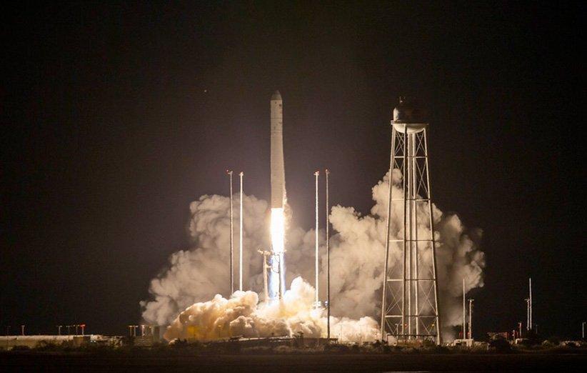 بیش از 3 تن محموله جدید به ایستگاه فضایی بین المللی ارسال شد