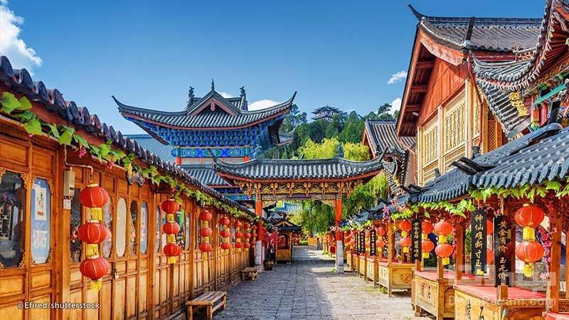 جاذبه های گردشگری شانگهای