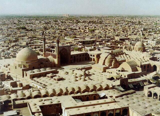 تفاوت بین معماری آرامگاهی با امامزاده ها