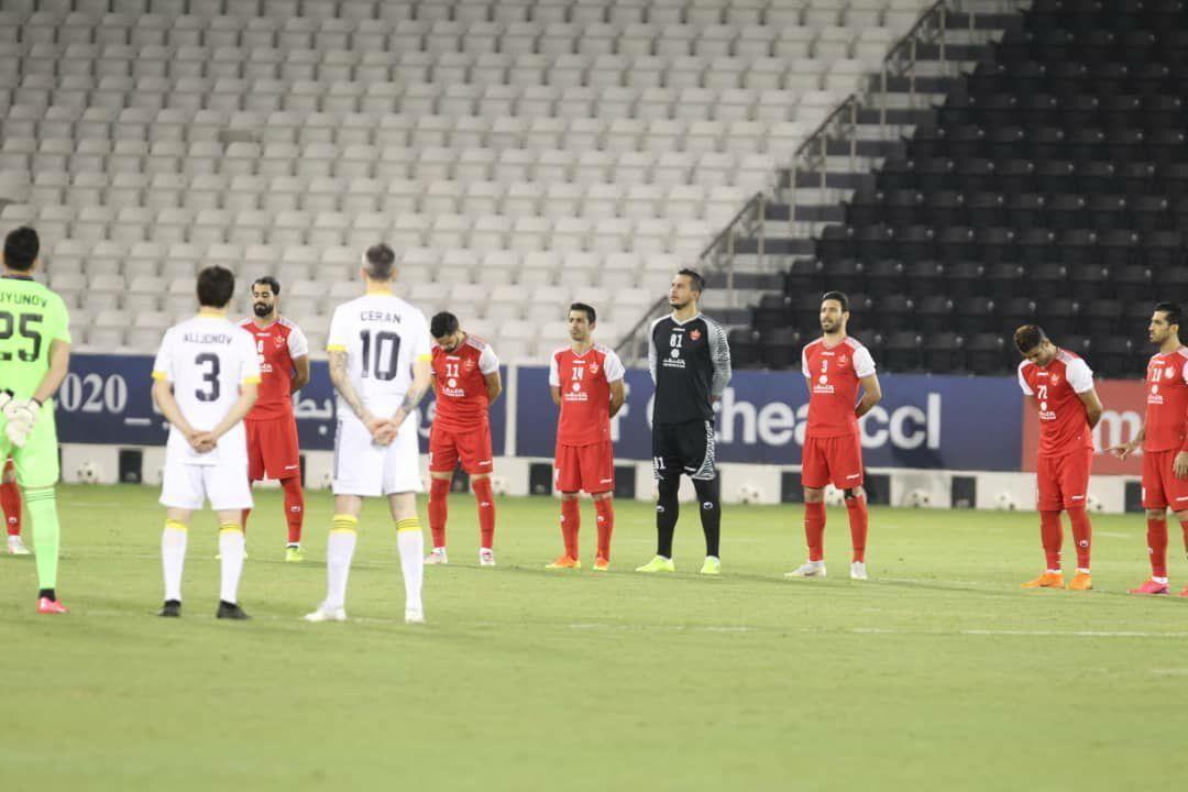 خبرنگاران حضور پرسپولیس در فینال لیگ قهرمانان آسیا تایید شد