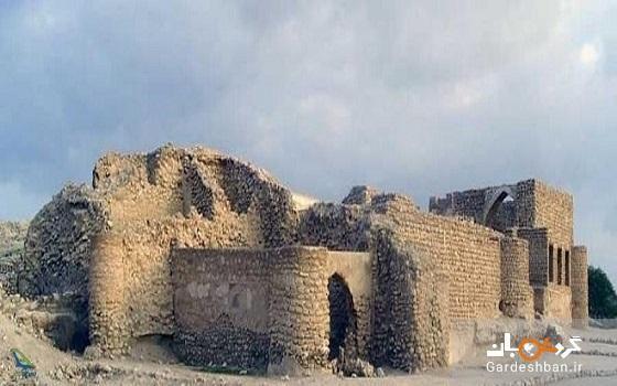 نیایشگاه ناهید؛از تاریخی ترین جاذبه های قشم، عکس