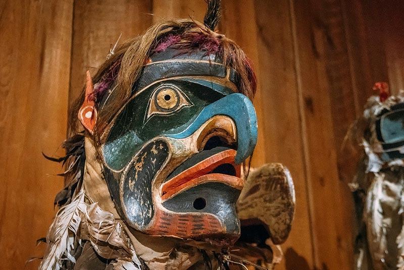 سوغات جالب کانادا با حال و هوای بومی، عکس