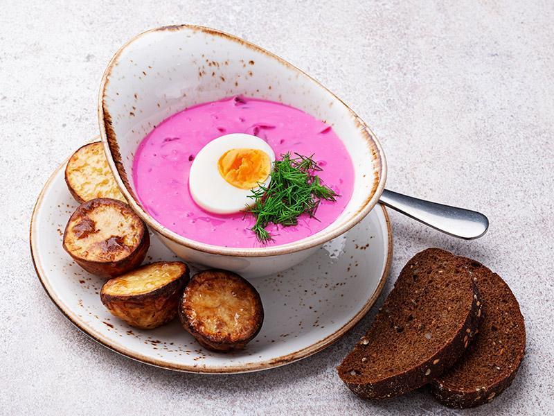 انواع آش ها و سوپ های معروف دنیا