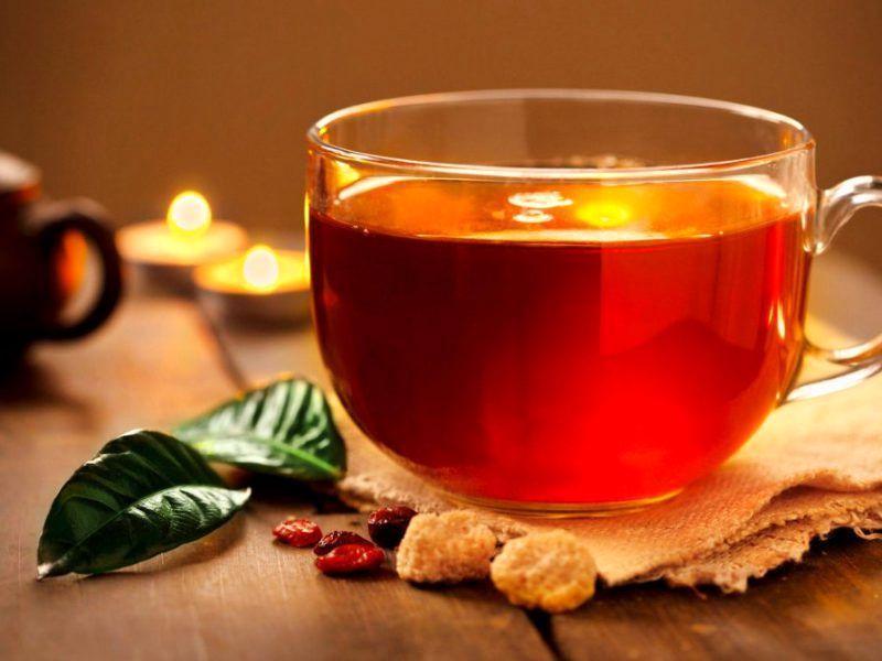 کاهش وزن با نوشیدن چند فنجان چای