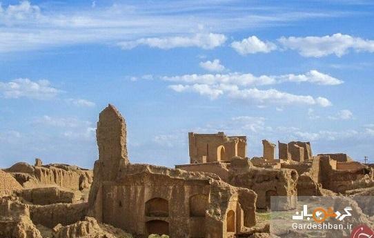 قلعه عمرانی گناباد، یادگار تاریخی سلجوقیان