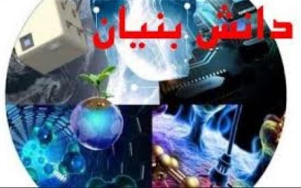 فاصله دریافت از دلاریزه بودن اقتصاد ایران منوط به توسعه شرکت های دانش بنیان است