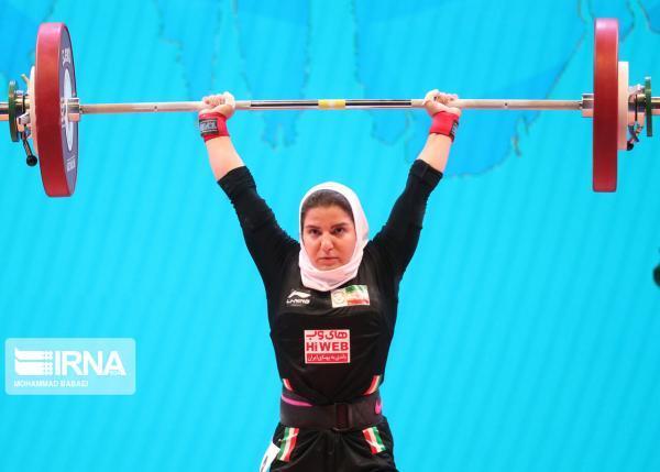ظرفیت وزنه برداری زنان برای ایران راضی کننده نیست، دنبال تربیت مربی زن هستیم