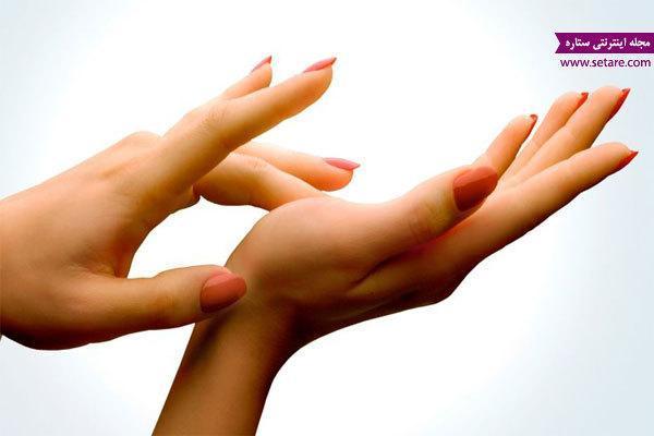 چگونه ناخن بلند، زیبا و سالم داشته باشیم؟
