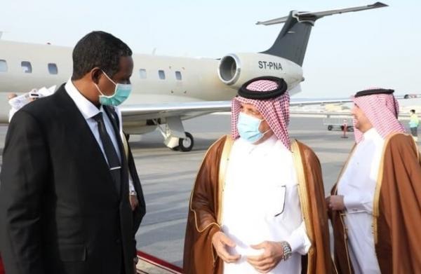 سفر نخستین مسئول سودانی به قطر از زمان برکناری البشیر