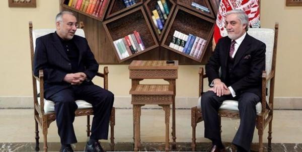 رایزنی نماینده ایران در امور افغانستان با عبدالله عبدالله