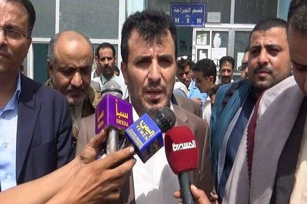 عربستان بیش از 500 بیمارستان و مرکز درمانی یمن را تخریب نموده است