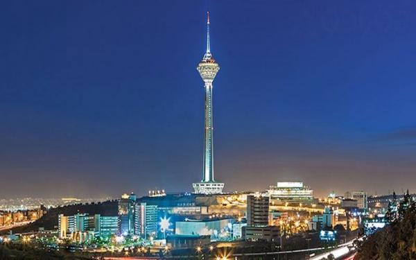 برج میلاد تهران؛ نماد مدرنیته پایتخت ایران