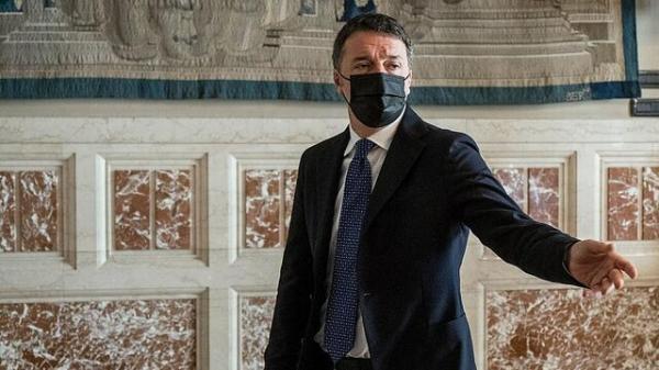 نامه ای با دو گلوله برای نخست وزیر سابق ایتالیا