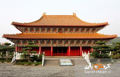 معبد کنفوسیوس در کائوسیونگ تایوان