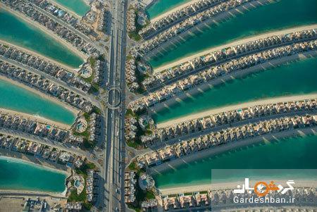 جزیره های نخلی؛سه مجمع الجزایر دیدنی دبی، عکس