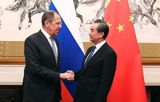 وزیران خارجه روسیه و چین در باره برجام گفت و گو کردند خبرنگاران