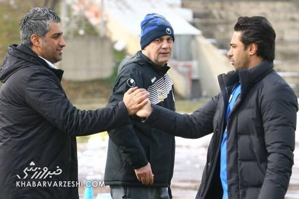 خبر خوب به آبی ها با مرخص شدن مجیدی ، آخرین شرایط فرایند درمان خبرنگاران