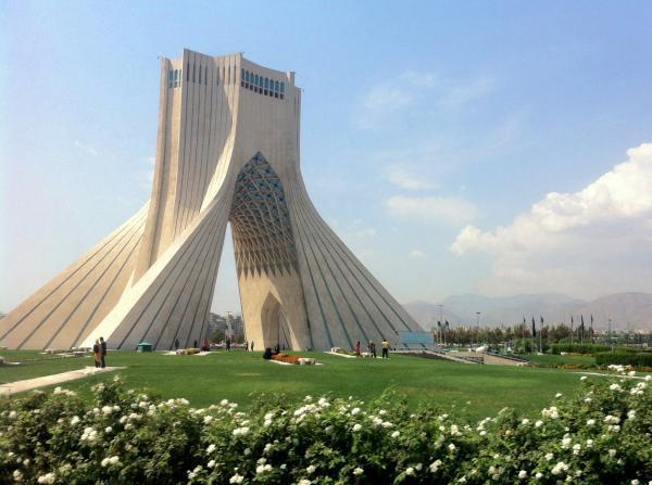 اکران تور گردشگردی مجازی از موزه برج آزادی خبرنگاران