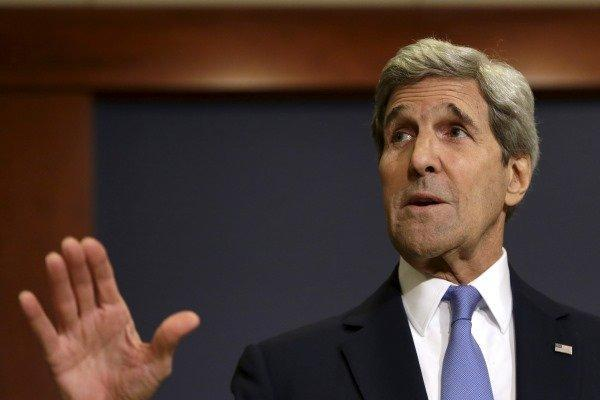 کری: آمریکا در حال آنالیز اعمال تحریم ها علیه چین است