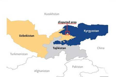 13 کشته و 121 زخمی در درگیری های مرز تاجیکستان-قرقیزستان
