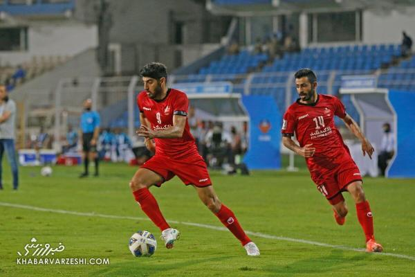 یک پرسپولیسی بهترین گل ساز لیگ قهرمانان آسیا شد