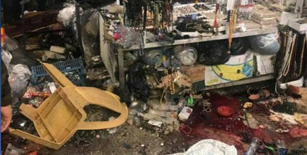 انفجار در نزدیکی مرقد کاظمین(ع)، 3 نفر به شهادت رسیدند