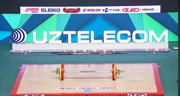 دلیل نبود نام دو وزنه بردار لهستان و لتونی در نتیجه دسته 96 کیلوگرم جوانان دنیا