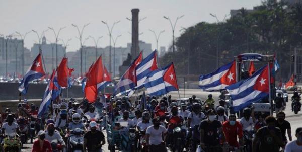 انتقاد کوبا از تحریم های یک جانبه آمریکا
