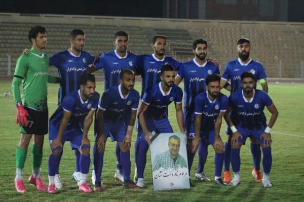 استقلال خوزستان شانس صعود به لیگ برتر را از دست داد