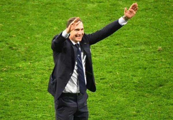 یورو 2020، شوچنکو: تیم من به خاطر تعهد و لیاقتش عشق تمام مردم اوکراین است، امیدوارم ایتالیایی ها هم از ما حمایت نمایند