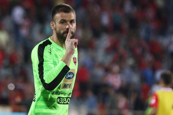 احتمال انتقال دروازه بان پرسپولیس به تیم هایدوک کرواسی