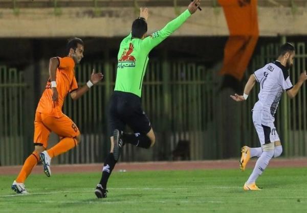 اعلام اسامی داوران هفته بیست وهشتم لیگ دسته اول فوتبال