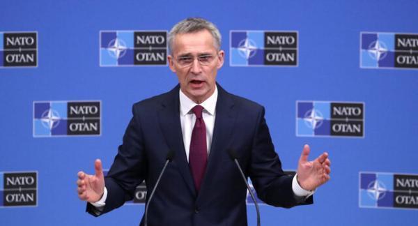 استولتنبرگ: روابط با روسیه در پایین ترین سطح است، چین دشمن ما نیست
