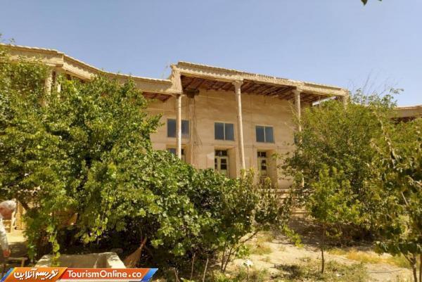 بازسازی عمارت تاریخی کشاورز صدر در شهرستان خمین شروع شد