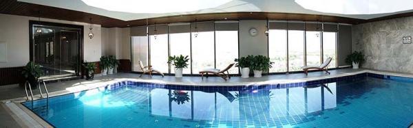 چندتا از برترین هتل های ارومیه با آدرس