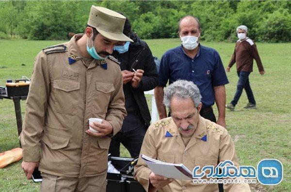 خشایار راد: سریال کلبه ای در مه گروه حرفه ای دارد