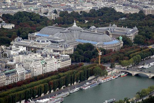 گراند و پتی پله؛ از کاخ های معروف و زیبای پاریس، تصاویر