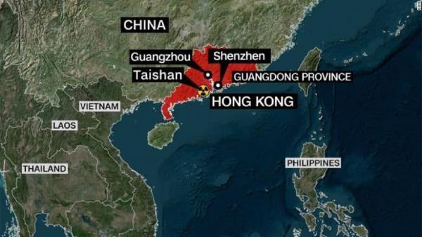 ادعای آمریکایی ها درباره نشت تشعشعات رادیواکتیو در تاسیسات هسته ای چین