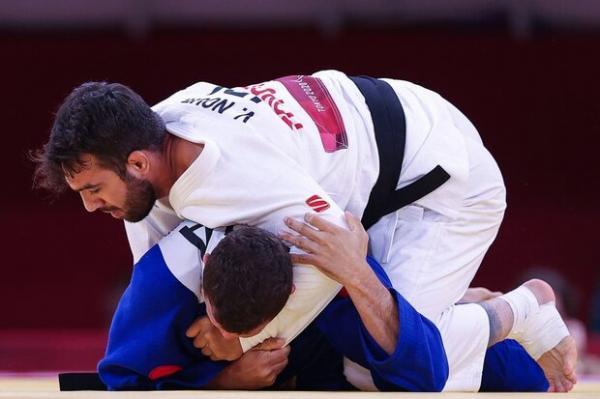 جودوکار نابینای ایران قهرمان شد، کسب دومین طلا برای کاروان ایران