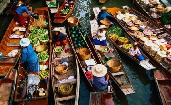 مکان های دیدنی بانکوک